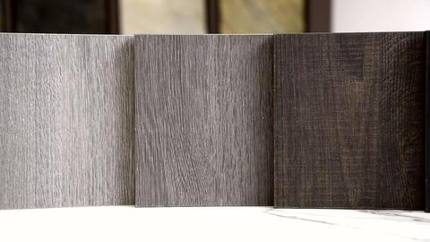Wood floor color samples Footage