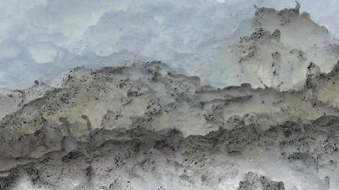 Wild water with inversion filter Footage