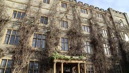 The Castle Hotel Taunton Somerset UK Footage