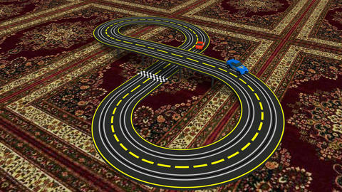 Slot Cars Racing 0