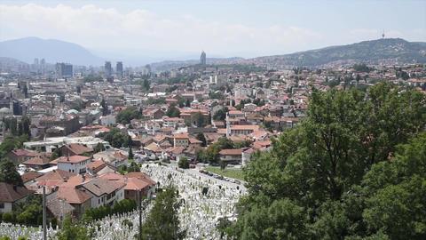 Sarajevo, Bosnia and Herzegovina Filmmaterial