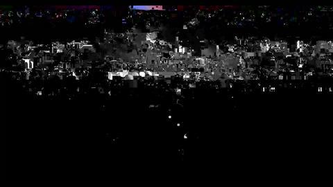 Digital noise10 CG動画素材