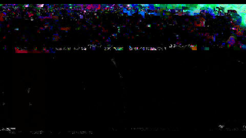 Digital noise15 Animation