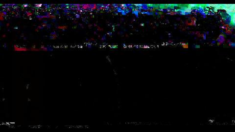 Digital noise15 CG動画素材