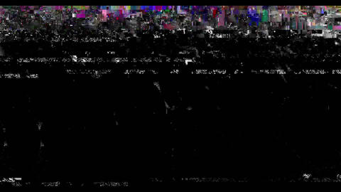 Digital noise17 Animation