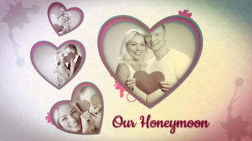 Natural Love After Effects Templates