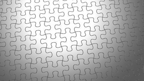 Animated Puzzles Animation
