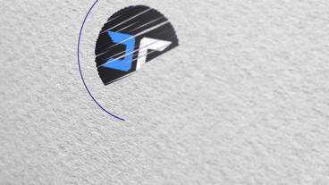 Drawing Logo After Effects Projekt
