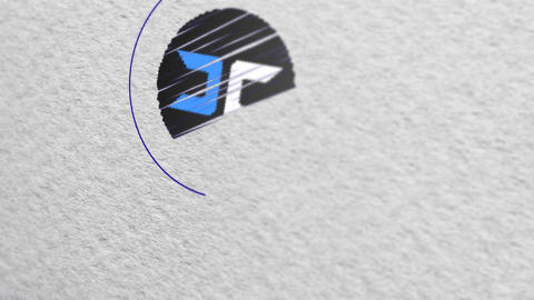 Drawing Logo After Effects Template