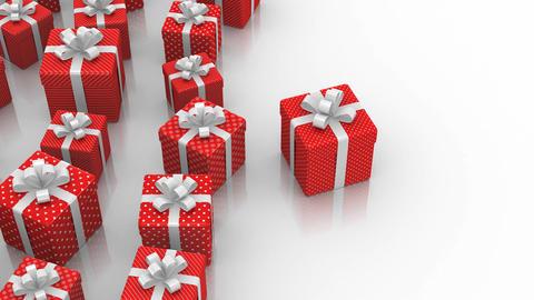 Animated Gift Boxes Animation