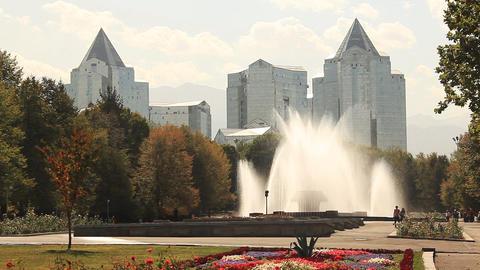 Fountaine Samal Footage
