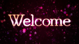 Welcome 101 Animation
