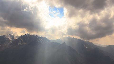 Sun Rays CG動画