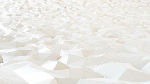 Polygonal Background Loop Animation