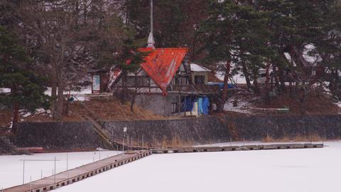 長野県 美鈴湖 Live Action