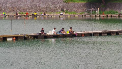 長野県 美鈴湖 Footage