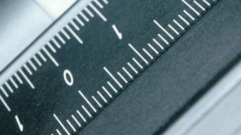 Industrial Measurement Footage