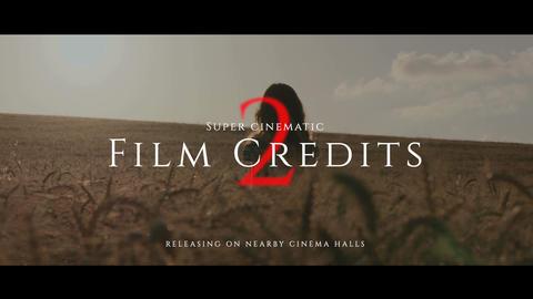 Film Credits V 2