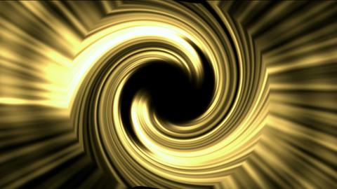 swirl metal turbine,energy tunnel and rays light Stock Video Footage