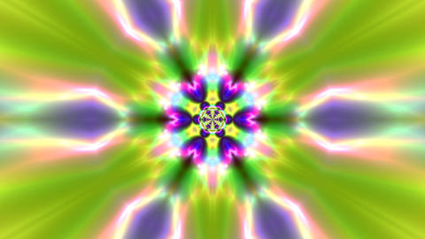 Kaleidoscope Stock Video Footage