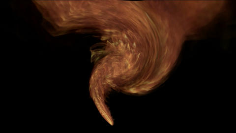 swirl red fire tornado,2012,end of the world,explosion,Volcanic eruptions Animation