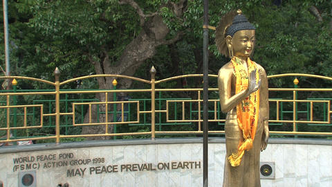 May Peace prevail on earth Footage