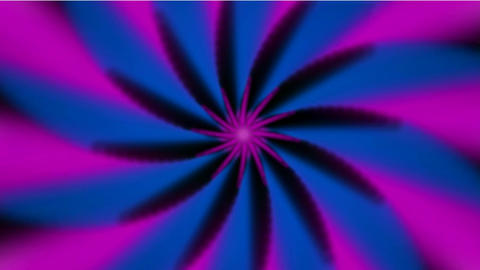 rotation windmill and whirlwind,rays light pulse.abstract,backgrounds,animation Animation