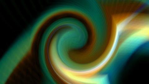 swirl ray light and fiber optic shaped rotation blackhole... Stock Video Footage