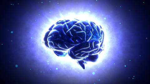 Brain  2  A 1 B   HD stock footage
