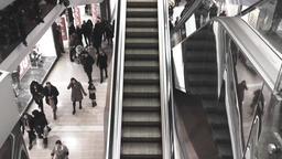 Shopping Center Cinemagraph