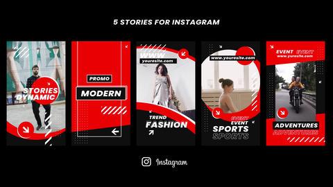 Modern Instagram Stories
