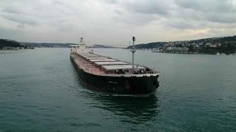 Ship approaching 3 ビデオ
