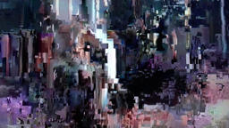 Fatal error in video transmission process, system failure, low TV signal, broadc Footage
