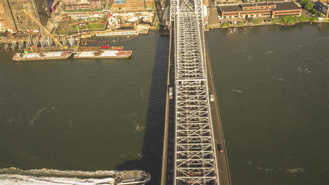 New York City , USA, Video - Williamsburg Bridge | New York City Footage