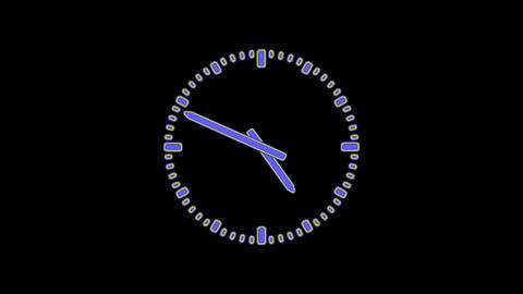 Clock8C-03-FHD-a Animation