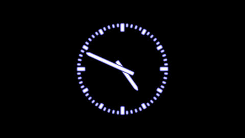 Clock8C-23-FHD-a Animation