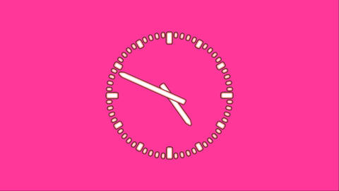 Clock8C-31-FHD-a Animation