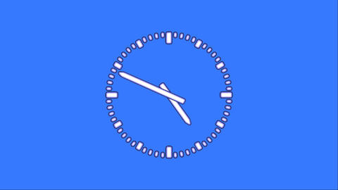 Clock8C-33-FHD-a Animation