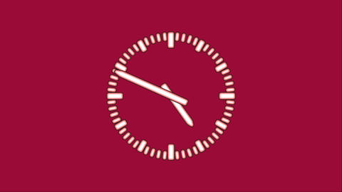 Clock8C-41-FHD-a Animation