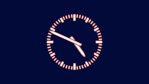 Clock8C-51-FHD-a Animation