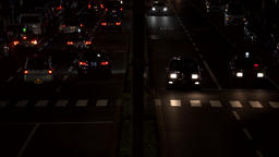 Night view · Overhead view · Car (4 lanes) Live Action