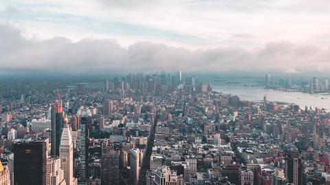 New York City , USA, Timelapse - Lower Manhattan | New York City Footage