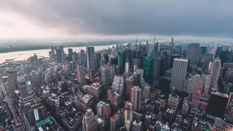 New York City , USA, Timelapse - Midtown Manhattan | New York City, NY, USA Footage