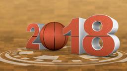 Basketball and 2018 Animation