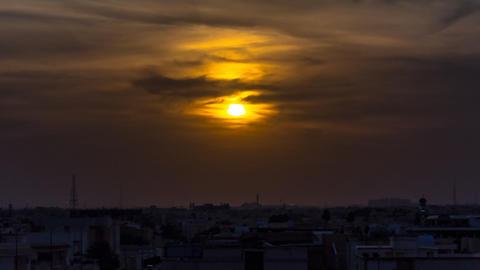 Sunset Filmmaterial