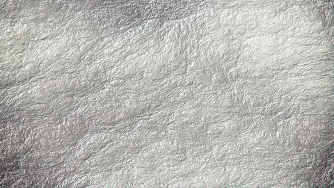 Abstract crumpled metal surface motion background seamless loop Animation