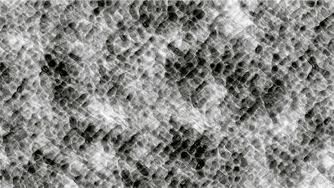 weathering sandstone & stucco,black noise particles background Animation