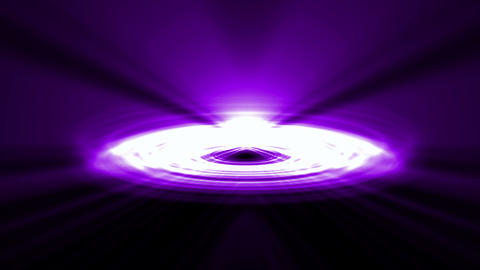 ripple hole launch rays laser light,energy field Stock Video Footage