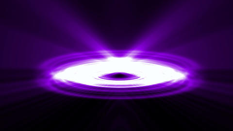 ripple hole launch rays laser light,energy field Animation