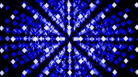 abstract mosaics square array,tech web background Animation